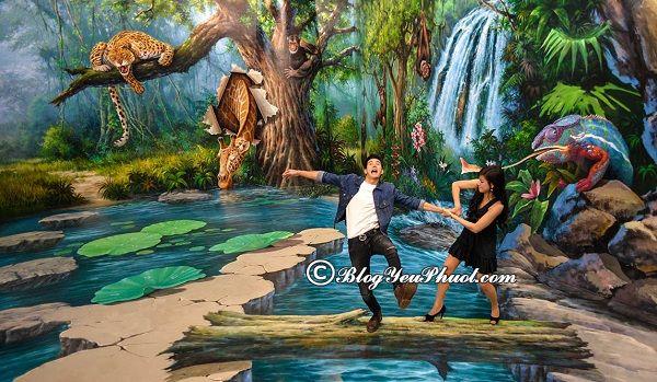 """Địa điểm chụp hình lí tưởng cho những ai muốn """"sống ảo"""" ở Pattaya: Du lịch Pattaya đi đâu chơi?"""