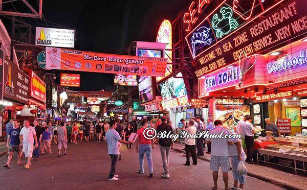 Đi đâu chơi khi du lịch Pattaya? Những hoạt động vui chơi, giải trí nổi tiếng ở Pattaya