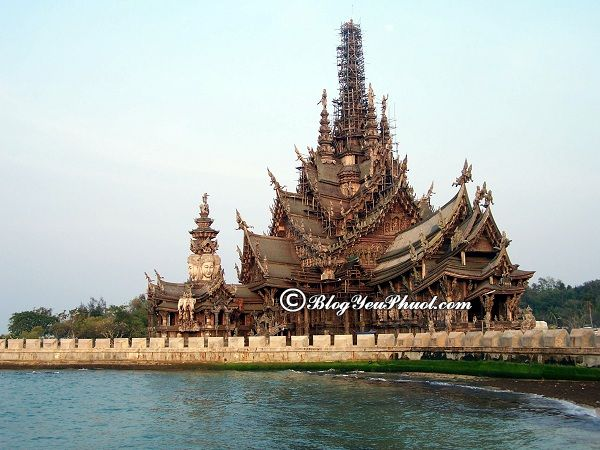 Những hoạt động vui chơi, giải trí ở Pattaya: Du lịch Pattaya đi đâu chơi, tham quan, ngắm cảnh, chụp ảnh đẹp nhất?