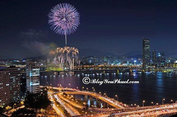 Hàn Quốc có lễ hội nào lớn, nổi tiếng? Nhưng lễ hội văn hóa đặc sắc, hấp dẫn ở Hàn Quốc