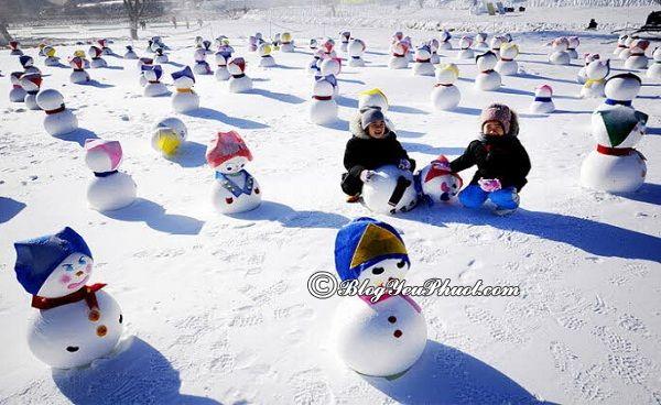 Những lễ hội lớn, nổi tiếng nhất ở Hàn Quốc: Lễ hội hàng năm ở Hàn Quốc được tổ chức ở đâu, khi nào?