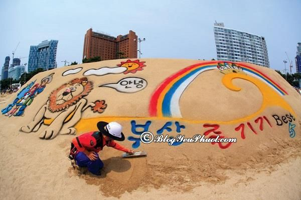 Những lễ hội Hàn Quốc đáng tham gia nhất: Hàn Quốc có những lễ hội văn hóa nào đặc sắc, nổi tiếng?