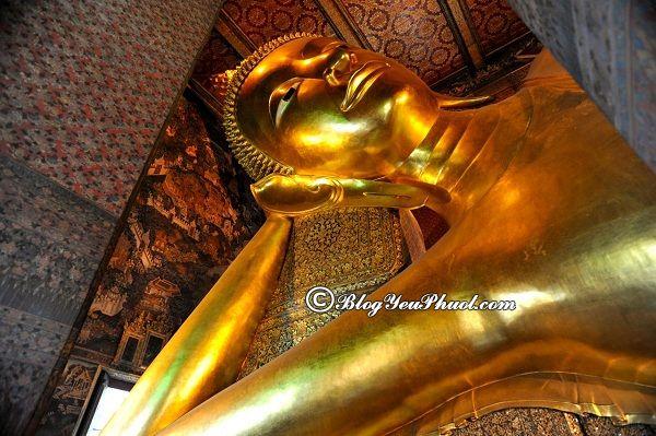 Ngôi chùa tại Bangkok bạn không nên bỏ qua: Nên đi tham quan chùa nào khi du lịch Bangkok?