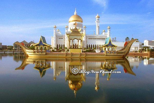 Những ngôi chùa nổi tiếng nhất ở bangkok