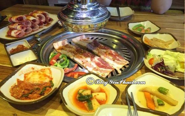 Nhà hàng nổi tiếng ở khu vực Quận Ngũ Hành Sơn: Địa chỉ ăn uống ngon, hấp dẫn ở quận Ngũ Hành Sơn, Đà Nẵng