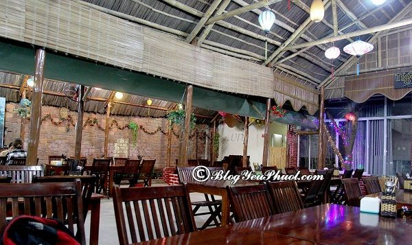 Nhà hàng nổi tiếng ở khu vực Quận Ngũ Hành Sơn: Quận Ngũ Hành Sơn có quán ăn nào ngon, nổi tiếng?