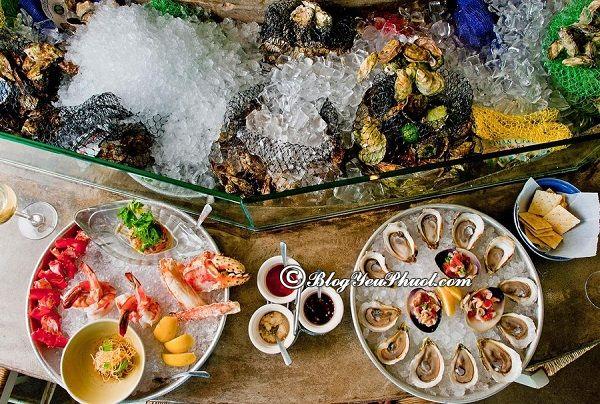 Nhà hàng nổi tiếng ở khu vực Quận Ngũ Hành Sơn: Địa chỉ các quán ăn ngon, nổi tiếng ở quận Ngũ Hành Sơn