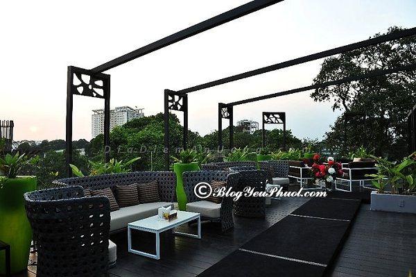 Quán cafe view đẹp nhất Đà Nẵng: Quán cà phê ngon, hấp dẫn ở Đà Nẵng