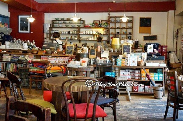 Những quán cà phê lãng mạn ở Seoul: Địa chỉ uống cafe độc đáo, mới lạ ở Seoul