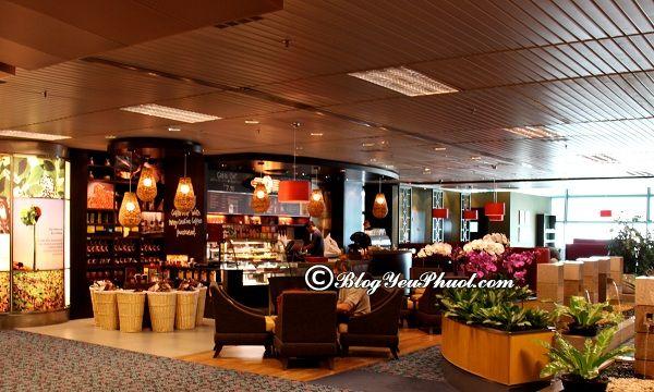 Những quán cà phê lãng mạn ở Seoul: Du lịch Seoul đi đâu uống cafe?