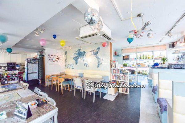 Những quán cà phê lãng mạn ở Seoul: Địa chỉ uống cafe ngon, view đẹp ở Seoul