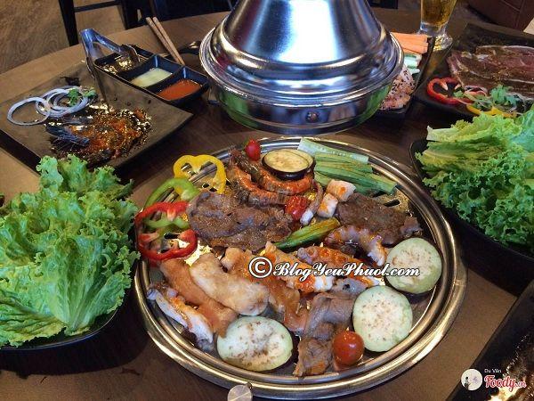 Quán ăn đồ Hàn Quốc ngon nhất Đà Nẵng: Địa chỉ ăn món Hàn Quốc ngon, nổi tiếng, hấp dẫn ở Hàn Quốc