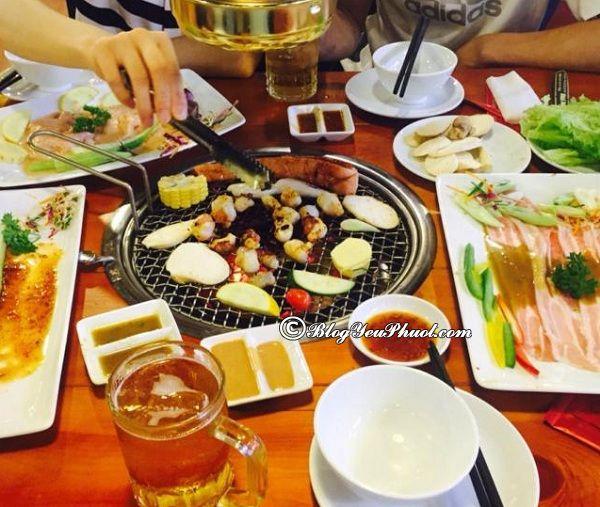 Quán ăn đồ Hàn Quốc ngon nhất Đà Nẵng: Ăn đồ Hàn Quốc ở đâu Đà Nẵng ngon, giá bình dân?