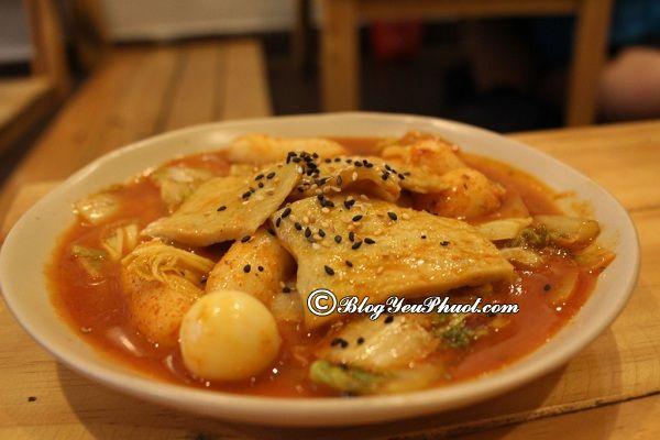 Quán ăn đồ Hàn Quốc ngon nhất Đà Nẵng: Đà Nẵng có quán ăn Hàn Quốc nào ngon, bổ, rẻ?