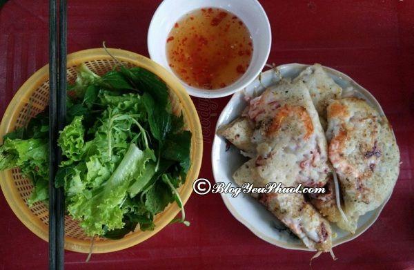 Quán ăn ngon nhất đường Tháp Bà, Nha Trang giá rẻ, nổi tiếng, đông khách