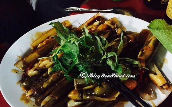 Quán ăn ngon nhất đường Tháp Bà, Nha Trang: Địa chỉ các quán ăn nổi tiếng, hấp dẫn trên đường Tháp Bà, Nha Trang