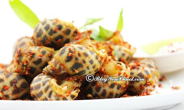 Quán ăn ngon nhất đường Tháp Bà, Nha Trang: Đường Tháp Bà, Nha Trang có quán ăn nào ngon, nổi tiếng, giá rẻ?
