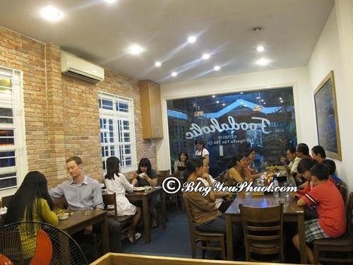 Quán ăn sáng ngon nổi tiếng Sài Gòn