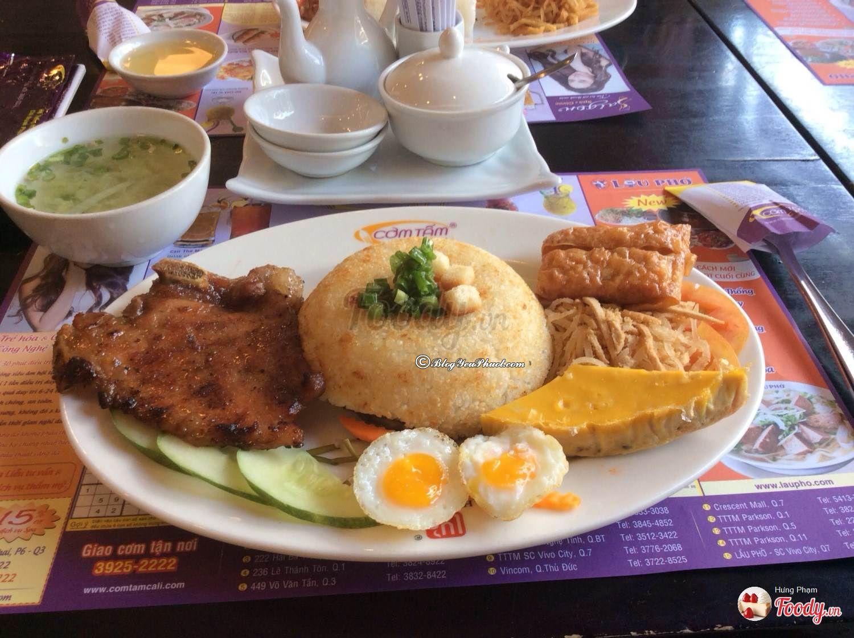 Ăn sáng ở đâu Sài Gòn ngon, nổi tiếng? Địa chỉ quán ăn sáng đắt khách nhất ở Sài Gòn