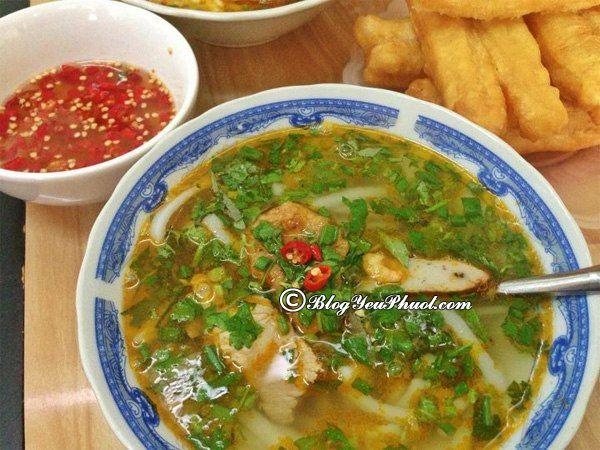 Ăn sáng ở đâu ngon khi du lịch Sài Gòn? Địa chỉ ăn sáng quen thuộc của người Sài Gòn