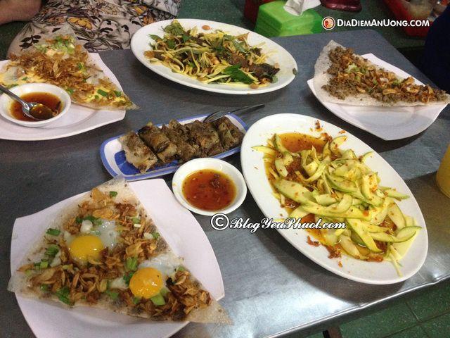 Đến Đà Nẵng ăn bánh tráng kẹp ở đâu? Địa chỉ các quán bánh tráng kẹp nổi tiếng ở Đà Nẵng