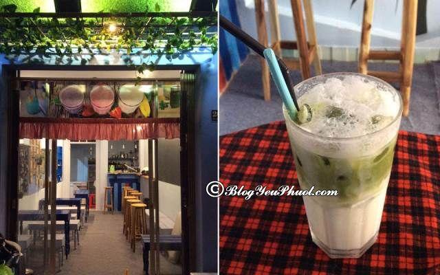 Quán cà phê có không gian đẹp ở Phan Thiết
