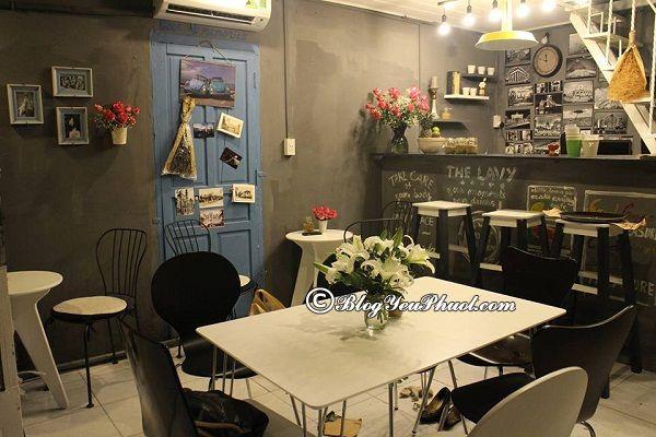 Quán café có không gian đẹp ở Phan Thiết: Uống cà phê ở đâu Phan Thiết ngon, độc đáo, hấp dẫn?