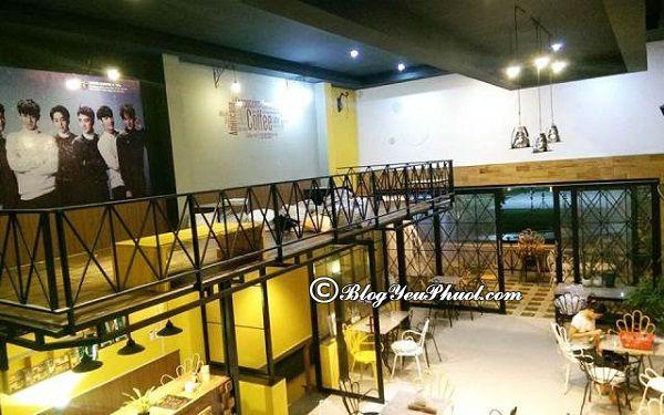Quán café sống ảo ở Phan Thiết: Địa chỉ uống cà phê ngon, bổ, rẻ ở Phan Thiết