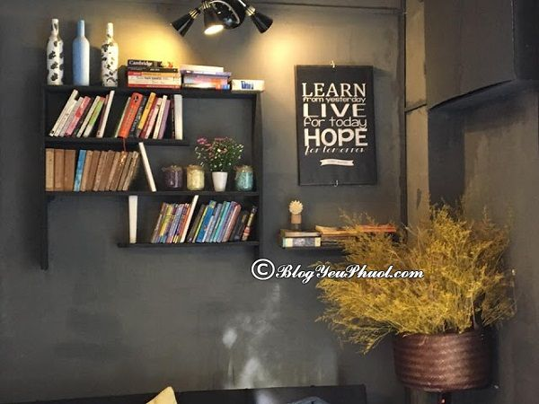 Quán cà phê phong cách vintage ở Phan Thiết: Địa chỉ uống cafe ngon, hấp dẫn ở Phan Thiết