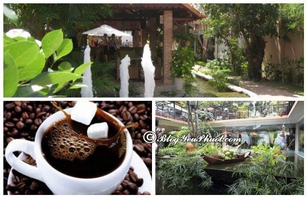 Quán café yên tĩnh ở Phan Thiết: Top các quán cà phê sân vườn nổi tiếng, giá rẻ ở Phan Thiết