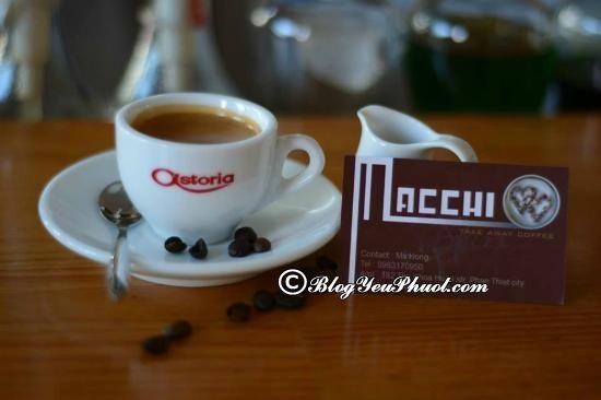 Quán café có đồ uống ngon ở Phan Thiết: Địa chỉ thưởng thức cà phê lý tưởng, hấp dẫn ở Phan Thiết