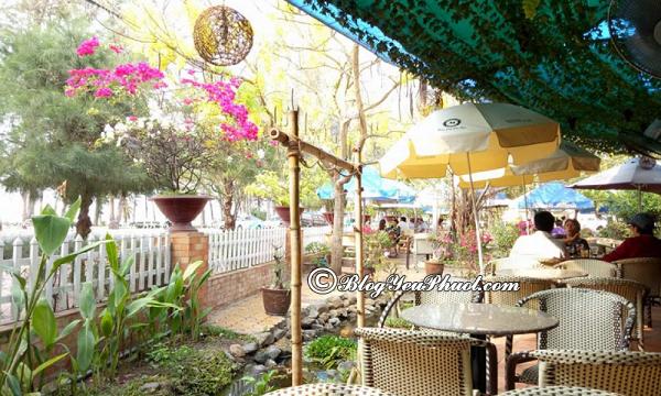 Quán café ven biển ở Phan Thiết: Địa chỉ uống cà phê ngon, nổi tiếng ở Phan Thiết