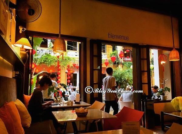 Quán café nổi tiếng ở Hội An: Địa chỉ uống cà phê quen thuộc của người Hội An