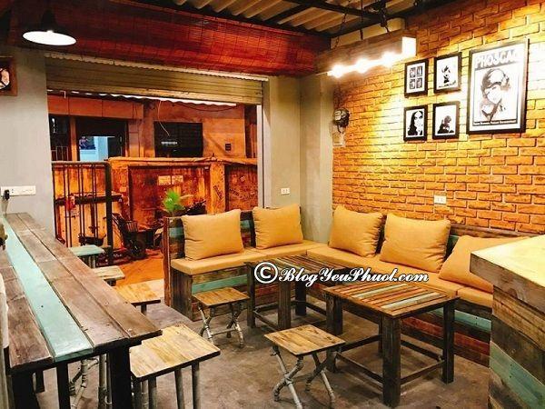 Quán cafe đẹp nhất quận 7, TP. Hồ Chí Minh: Những quán cà phê sang chảnh, đồ uống ngon, nổi tiếng ở quận 7, Sài Gòn