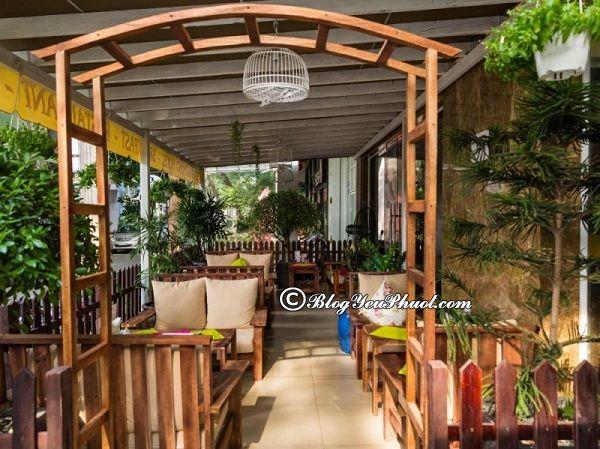 Quán cafe đẹp nhất quận 7, TP. Hồ Chí Minh: Uống cà phê ở đâu quận 7, Sài Gòn ngon, bổ, rẻ?