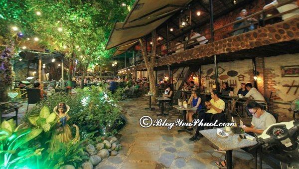 Quán cafe đẹp nhất quận 7, TP. Hồ Chí Minh: Uống cà phê ở quán nào quận 7, Sài Gòn ngon, không gian đẹp nhất?