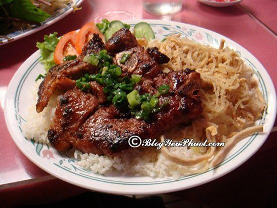 Quán cơm tấm ngon nổi tiếng Sài thành: Địa chỉ ăn cơm tấm ngon, giá bình dân ở Sài Gòn