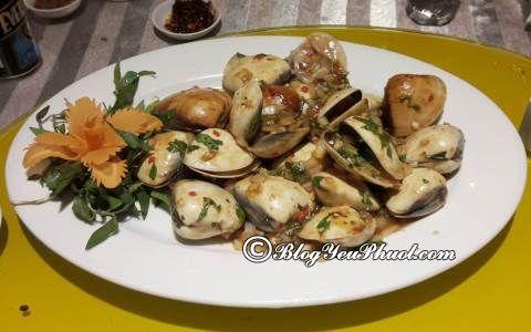 Quán hải sản giá phải chăng ở Sài Gòn: Sài Gòn có quán hải sản nào ngon, giá bình dân?