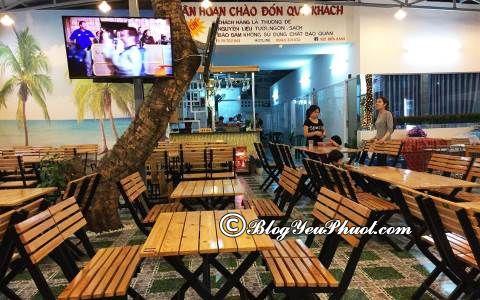 Ăn hải sản ở đâu ngon rẻ tại Sài Gòn? Địa chỉ quán hải sản ngon, hấp dẫn ở Sài Gòn