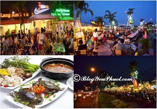 Quán hải sản chuyên về cua ở Sài Gòn: Địa chỉ ăn hải sản ngon, nổi tiếng ở Sài Gòn