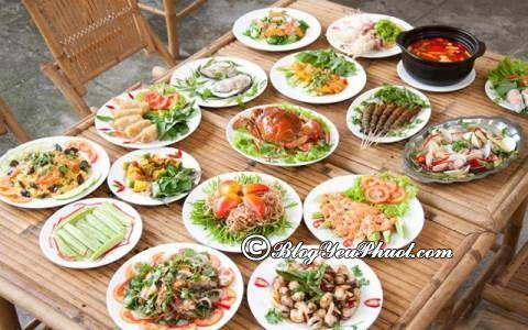 Quán hải sản tươi ngon ở Sài Gòn: Địa chỉ ăn hải sản ngon, giá rẻ ở Sài Gòn
