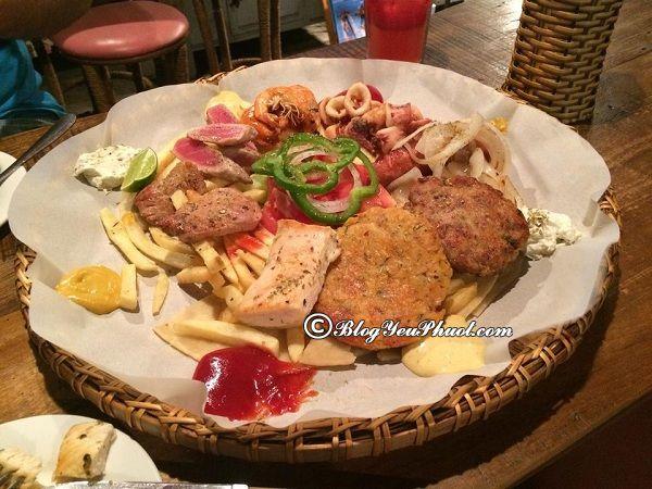 Đi đâu ăn hải sản ở Nha Trang? Địa chỉ quán hải sản ngon, nổi tiếng ở Nha Trang