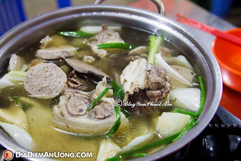 Quán lẩu bò ngon nhất ở Sài Gòn: Địa chỉ ăn lẩu bò ngon, bổ, rẻ ở Sài Gòn