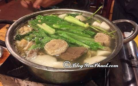 Quán lẩu bò ngon nhất ở Sài Gòn: Địa chỉ ăn lẩu bò ngon, giá rẻ ở Sài Gòn
