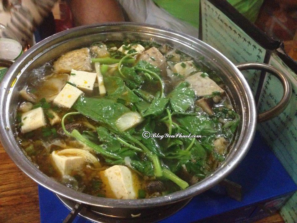 Lẩu bò ở đâu Sài Gòn ngon, bổ, rẻ? Địa chỉ các quán lẩu bò ngon, nổi tiếng ở Sài Gòn