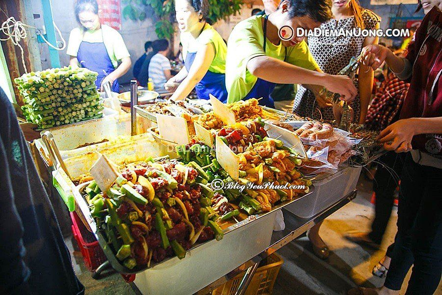 Quán nhậu nướng ngon nhất Sài Gòn: Ăn nhậu ở đâu Sài Gòn ngon, bổ, rẻ?