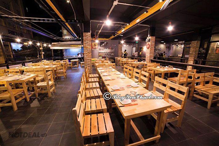 Quán buffet ngon nổi tiếng Sài Gòn: Địa chỉ ăn buffet ngon, hấp dẫn ở Sài Gòn