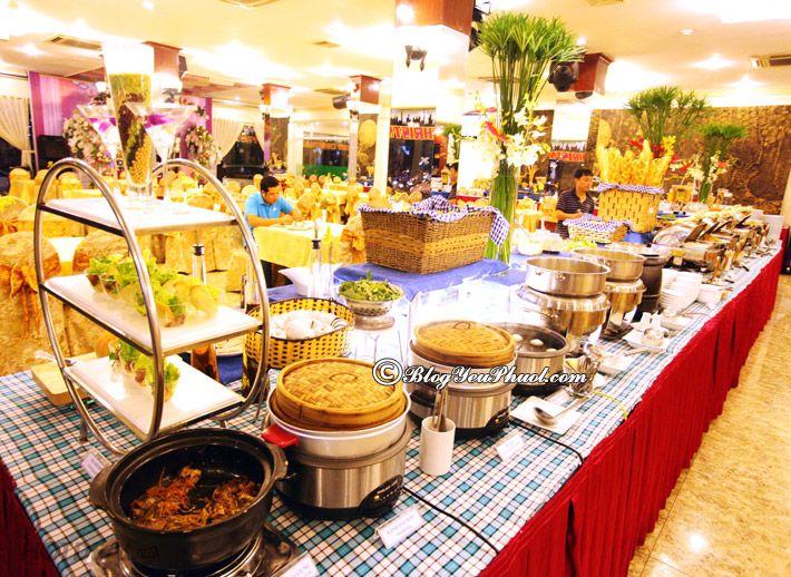Nhà hàng buffet nổi tiếng Sài Gòn: Ăn buffet ở đâu khi du lịch Sài Gòn ngon, bổ, rẻ?