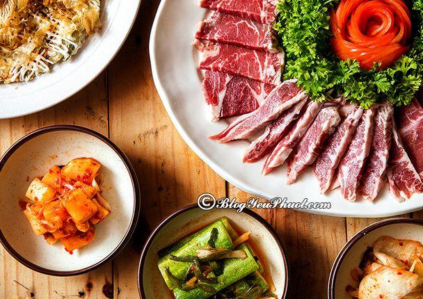 Ăn buffet Nhật tại đâu ngon ở Sài Gòn? Địa chỉ quán, nhà hàng buffet ngon, đông khách ở Sài Gòn