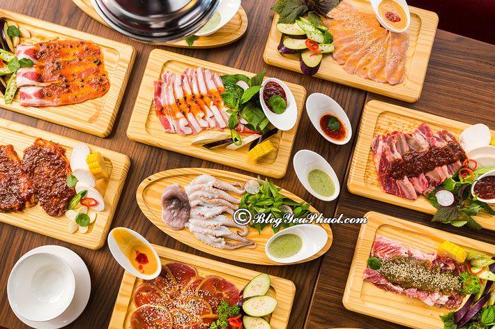 Địa điểm ăn buffet nổi tiếng, giá bình dân ở Sài Gòn: Ăn buffet ở đâu Sài Gòn ngon, bổ, rẻ?